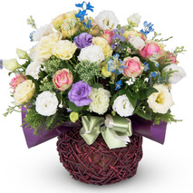 러브러브 꽃바구니배달